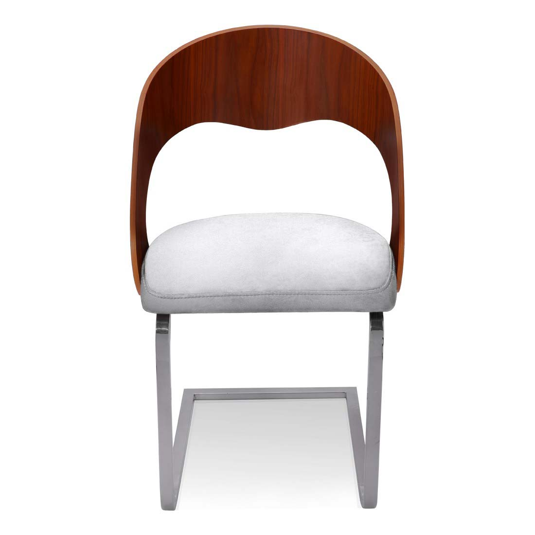 Rosie White Walnut Lounge Chair Design