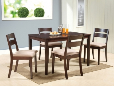 Anita 5pc dining set