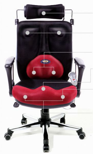 Ergonomic Office Massge Chairs
