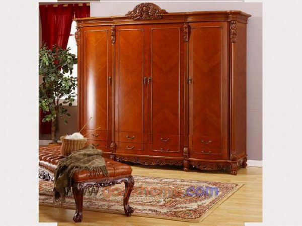 Red Oak Wardrobes