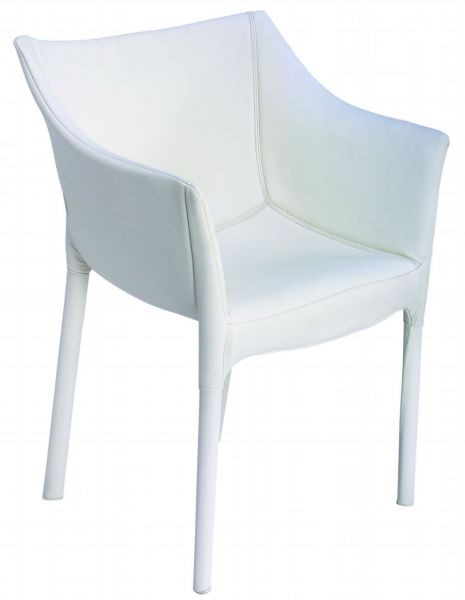 Avenue Six Intersection Tufted Dining Chair