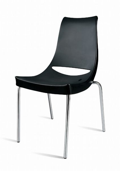 Ebonized Dining Room Chairs