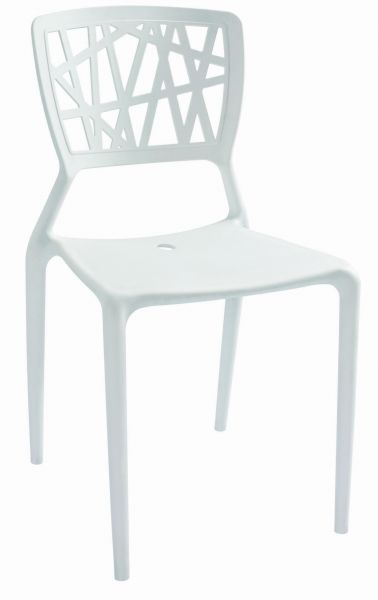 Retro Metal Chairs