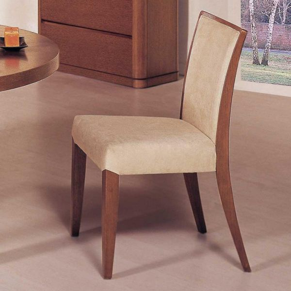 Elegant Green Dining Chair