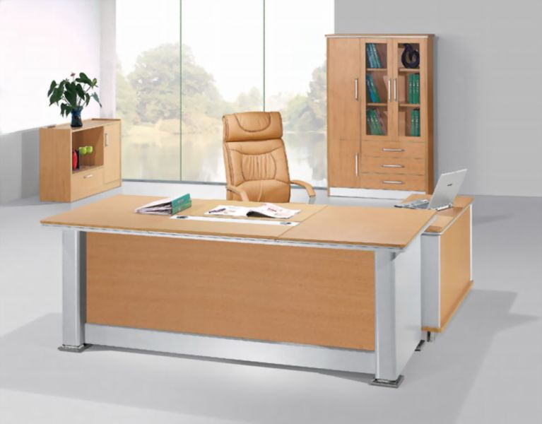 Office chairs office table and chairs for Table design for office
