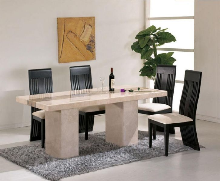 Granite top dining room tables