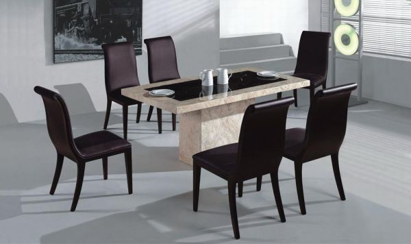 Glass Contemporary Dining Tables