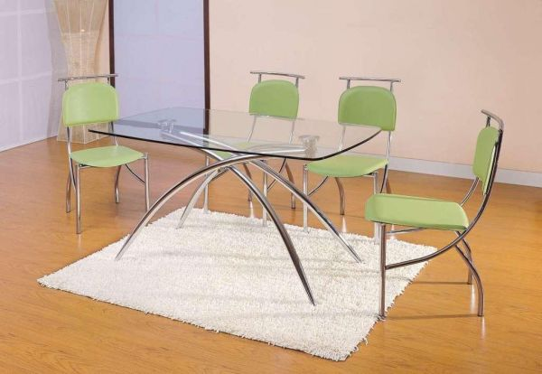 Dining Table: Glass Dining Tables Cheap