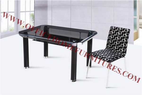 Tempered Safety Glass Table